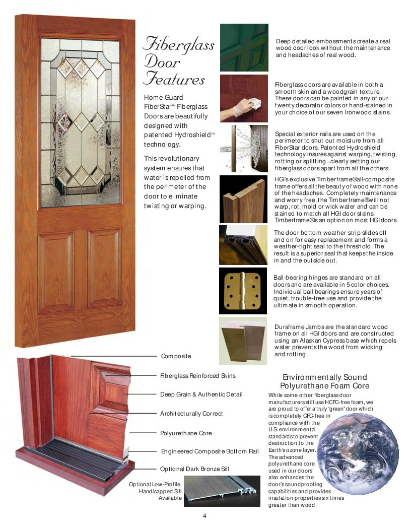 Home Guard Door Information  sc 1 st  Keystone Window of Pennsylvania & Fiberglass Entry Doors | Keystone Window of Pennsylvania pezcame.com